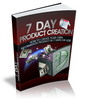 Thumbnail Create Your Own Information Product in 7 Days or Less!